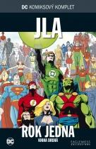 JLA: Rok jedna - kniha druhá
