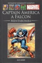 Captain America a Falcon: Mentabomba
