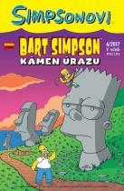 Bart Simpson 2017/6: Kámen úrazu