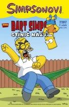 Bart Simpson 2017/7: Stínič názvu