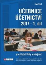 Učebnice Účetnictví 2017 - I. díl