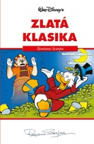 Disney Zlatá klasika - Romano Scarpa