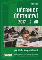 Učebnice Účetnictví 2017 - II. díl