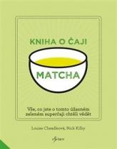 Kniha o čaji matcha