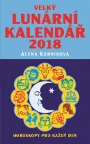 Velký lunární kalendář 2018