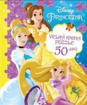 Princezna - Velká kniha puzzle