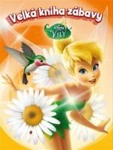 Víly - Velká kniha zábavy