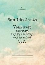 Som Idealista - zošit