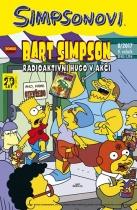 Bart Simpson 2017/8: Radioaktivní Hugo v akci