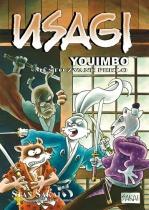 Usagi Yojimbo 27: Město zvané peklo