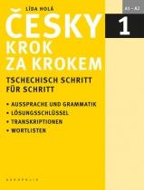 Česky krok za krokem 1 / Tschechisch Schritt für Schritt 1