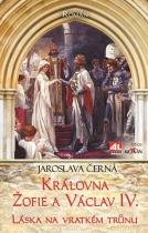 Královna Žofie a Václav IV.