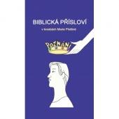 Biblická přísloví v kresbách Marie Plotěné