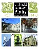 Umělecké památky Prahy - Velká Praha M-Ž