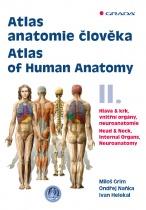 Atlas anatomie člověka II. / Atlas of Human Anatomy II.