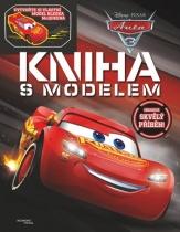 Auta 3 - Kniha s modelem