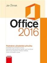 Microsoft Office 2016 - Podrobná uživatelská příručka