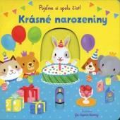 Krásné narozeniny - Pojďme si spolu číst