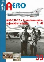MiG-21F-13 v československém vojenském letectvu, 2.díl