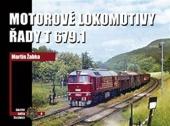 Motorové lokomotivy řady T 679.1