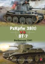 PzKpfw 38(t) vs BT 7