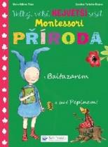 Velký, větší, NEJVĚTŠÍ sešit Montessori - Příroda