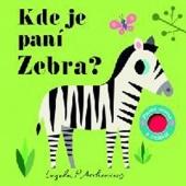 Kde je paní Zebra?
