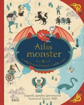 Atlas monster