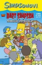 Bart Simpson 2018/1: Prodavač šprťouchlat