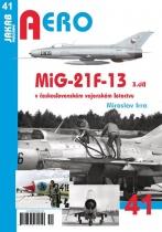 MiG-21F-13 v československém vojenském letectvu, 3. díl