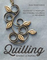 Quilling - šperky z papíru