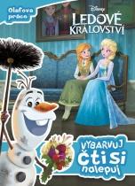 Ledové království - Olafova práce