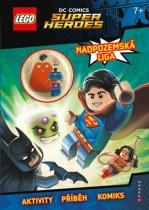 LEGO DC Comics - Nadpozemská liga