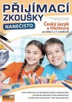 Přijímací zkoušky nanečisto - Český jazyk a literatura pro žáky 5. a 7. ročníků ZŠ