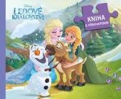 Ledové království - Kniha s překvapením