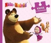 Máša a Medvěd - Kniha s překvapením