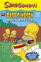 Bart Simpson 2018/2: Malá raketa