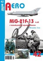 MiG-21F-13 v československém vojenském letectvu, 4. díl