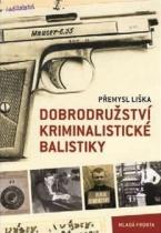 Dobrodružství kriminalistické balistiky