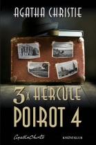 3x Hercule Poirot 4