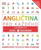 Angličtina pro každého - Učebnice, level 1 Beginner