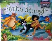 Kniha džunglí - Prostorová kniha