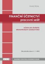 Finanční účetnictví - pracovní sešit 2018