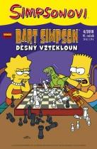 Bart Simpson 2018/4: Děsný vztekloun