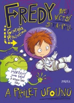 Fredy - Největší strašpytel a přílet ufounů