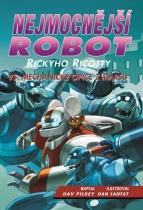 Nejmocnější robot Rickyho Ricotty vs. mechanické opice z Marsu