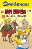 Bart Simpson 2018/5: Pouštní provokatér