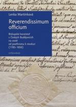 Reverendissimum officium
