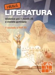 Hravá literatura 7 - Učebnice