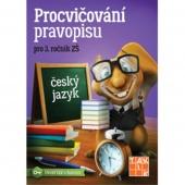 Procvičování pravopisu - český jazyk pro 3. ročník ZŠ